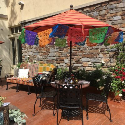 Marie Baby Shower, Sept 3rd, 2017 in our patio